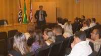 Odair Rocha Fantoni no SEAC-SP